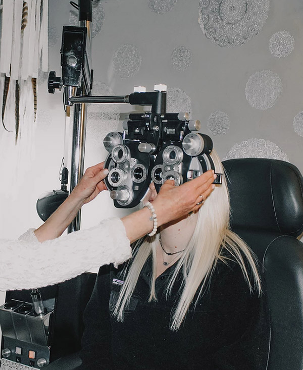 comprehensive eye care spectakular boutique